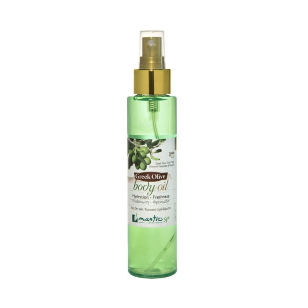 Mastic Spa Olive Body Oil 125ml
