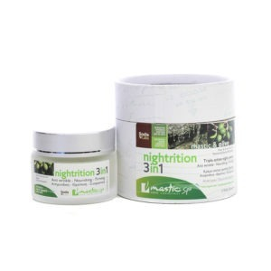 Mastic Spa Nightrition 50ml 3 in 1