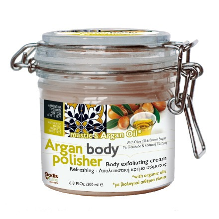 Mastic Spa Argan Body Polisher 200ml