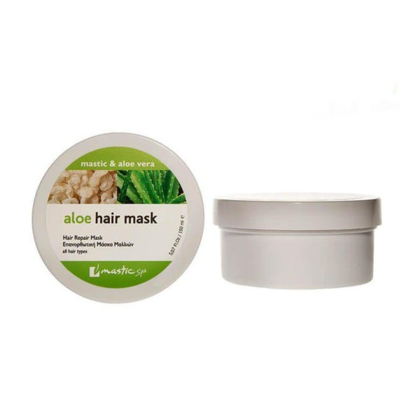 Mastic Spa Aloe Hair Mask Επανόρθωση 150ml